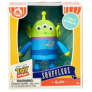 Toy Story Alien Shufflerz Walking Figure -