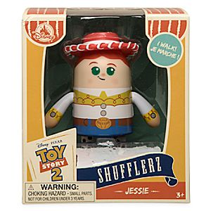 Jessie Shufflerz Walking Figure - Toy Story 2