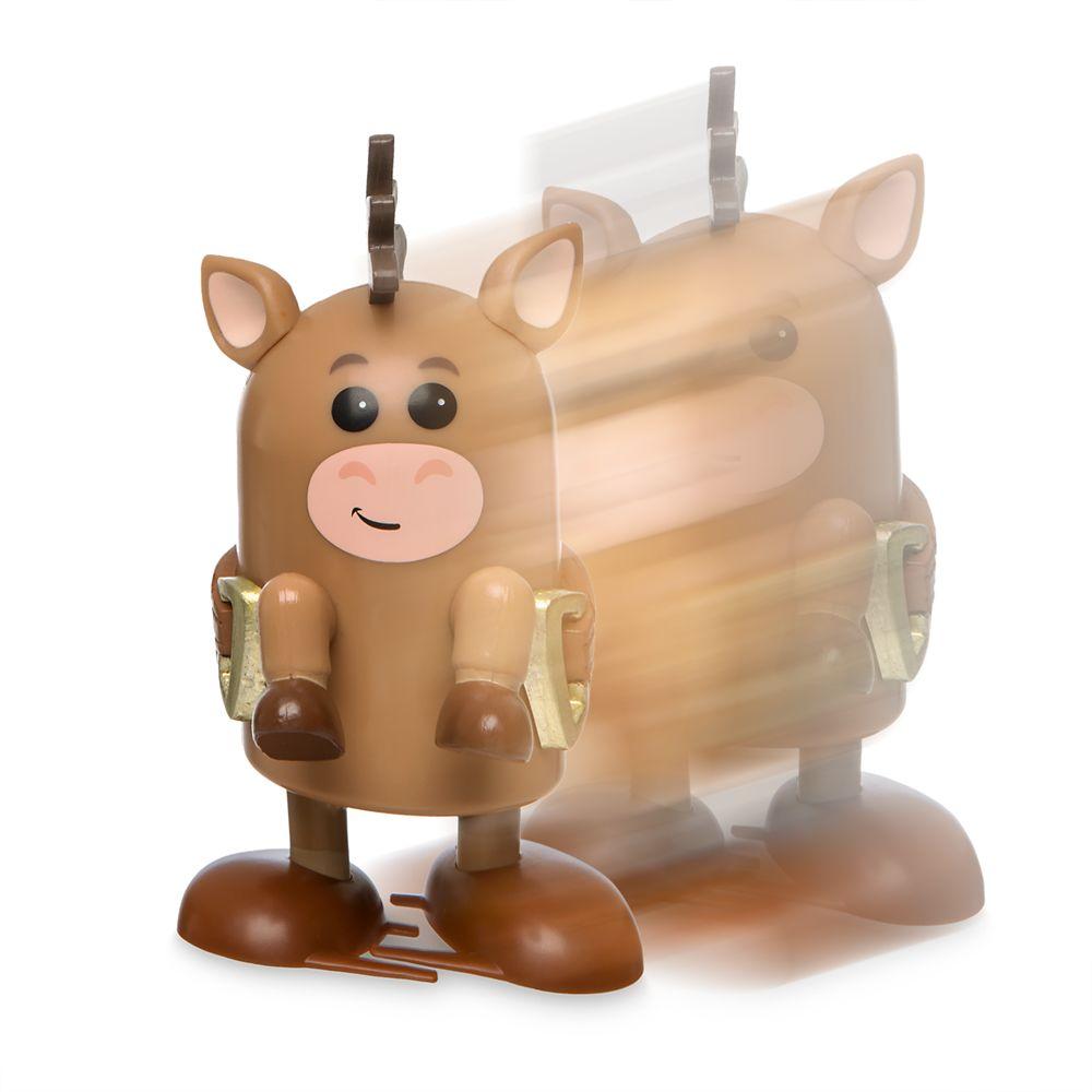 Bullseye Shufflerz Walking Figure – Toy Story 2