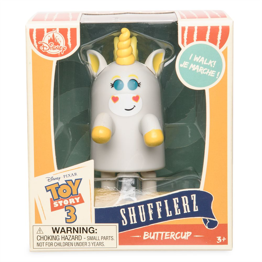Buttercup Shufflerz Walking Figure – Toy Story 3