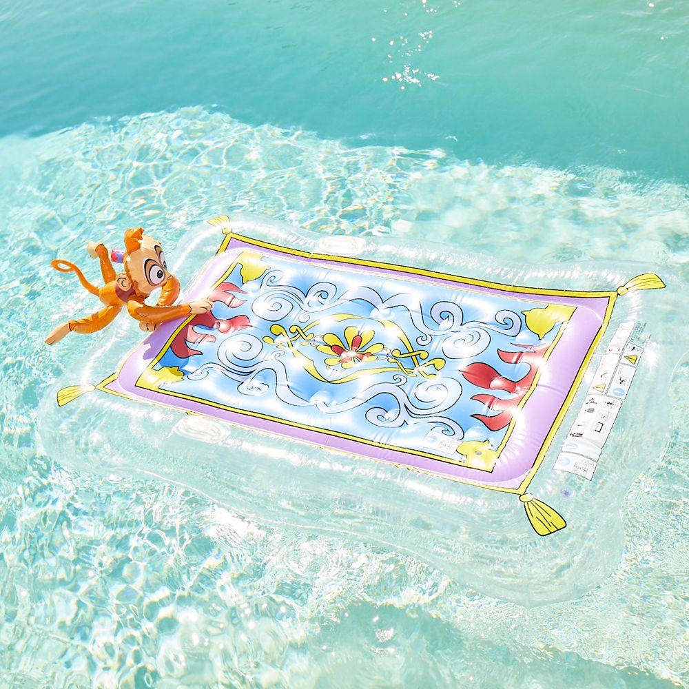 Magic Carpet Pool Float – Aladdin – Oh My Disney