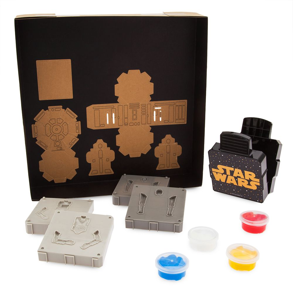 Star Wars Droid Creation Pack Craft Set