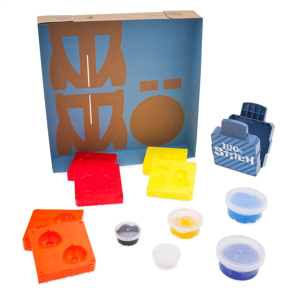 Stitch Experiment Kit Craft Set