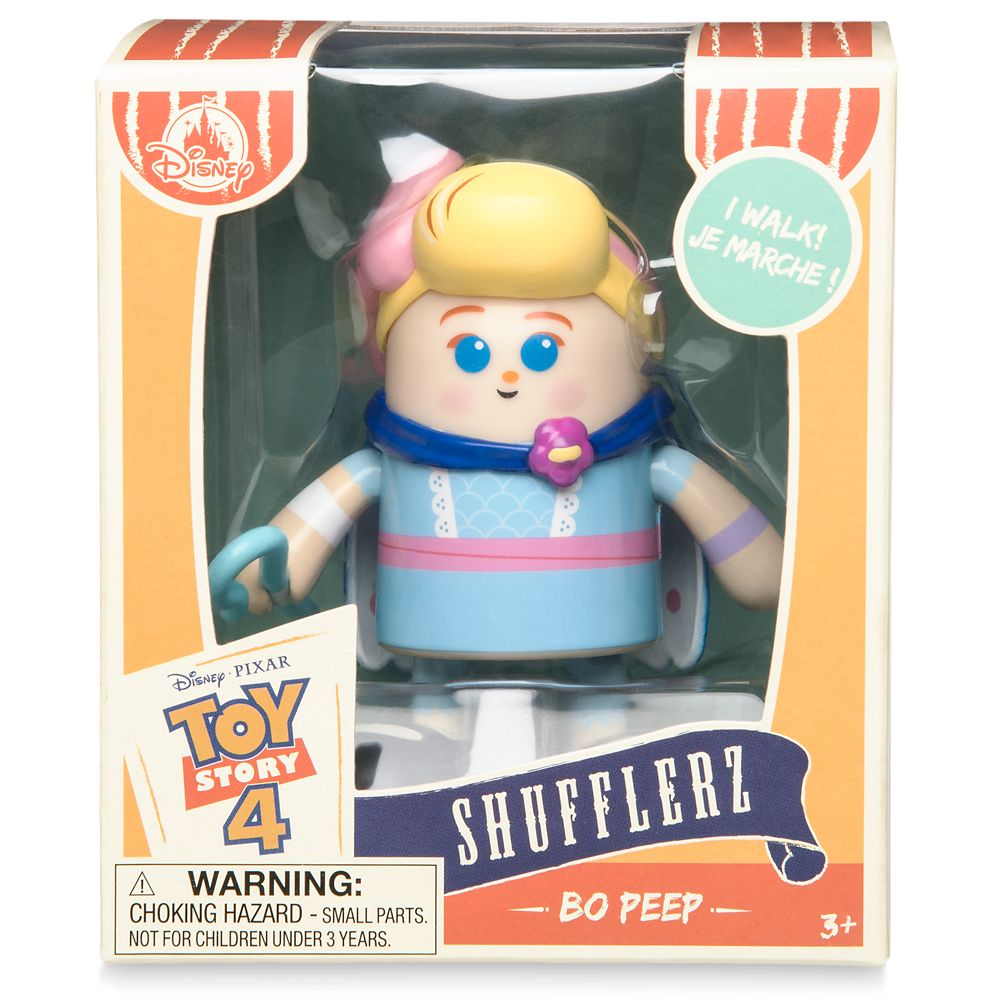 Bo Peep Shufflerz Walking Figure – Toy Story 4
