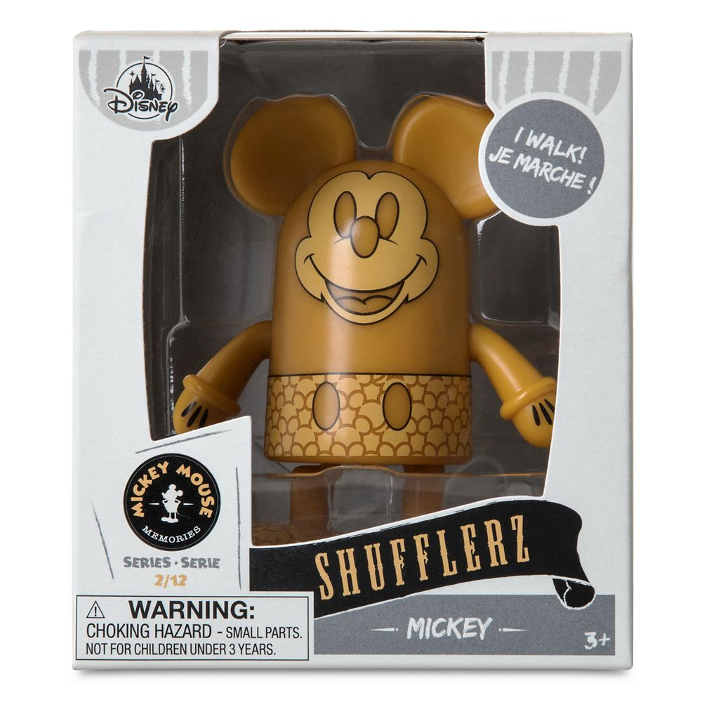 Mickey Mouse Memories Shufflerz Walking Figure 2