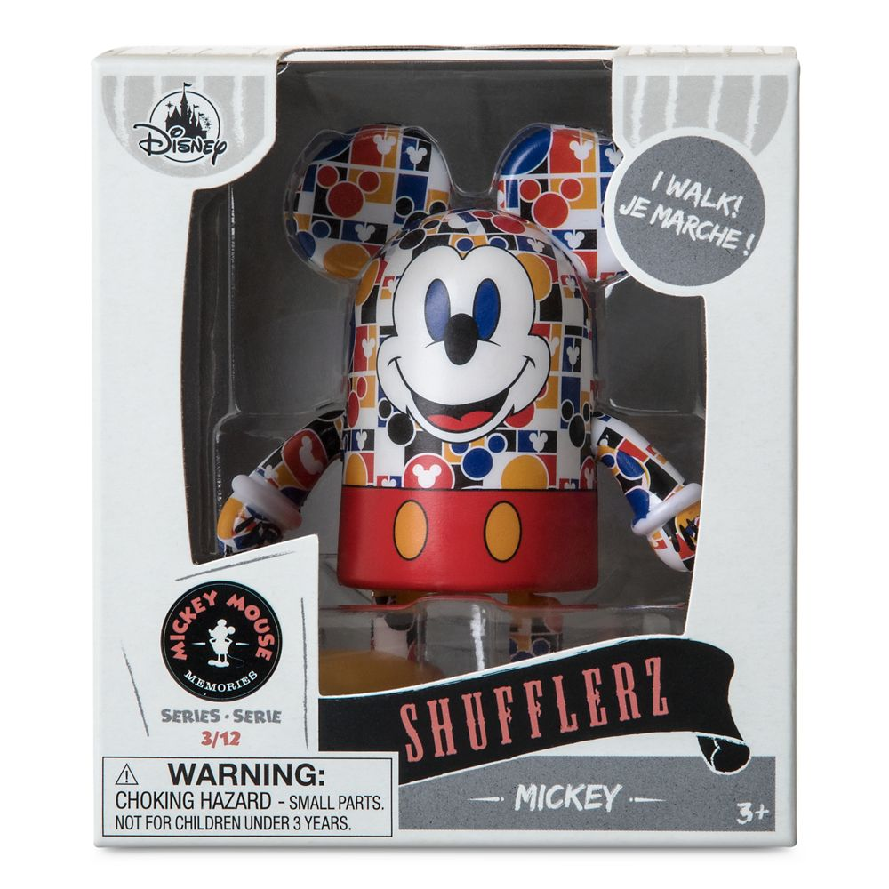 Mickey Mouse Memories Shufflerz Walking Figure 3