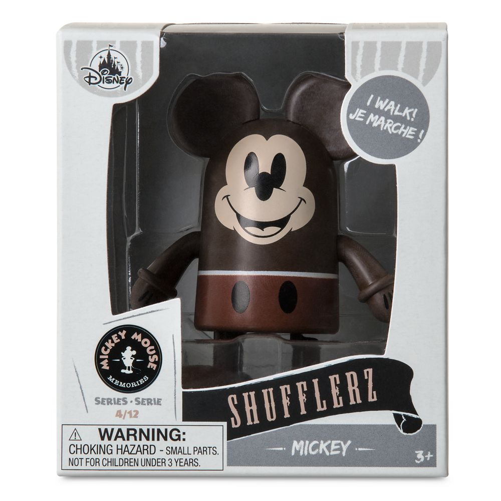 Mickey Mouse Memories Shufflerz Walking Figure 4