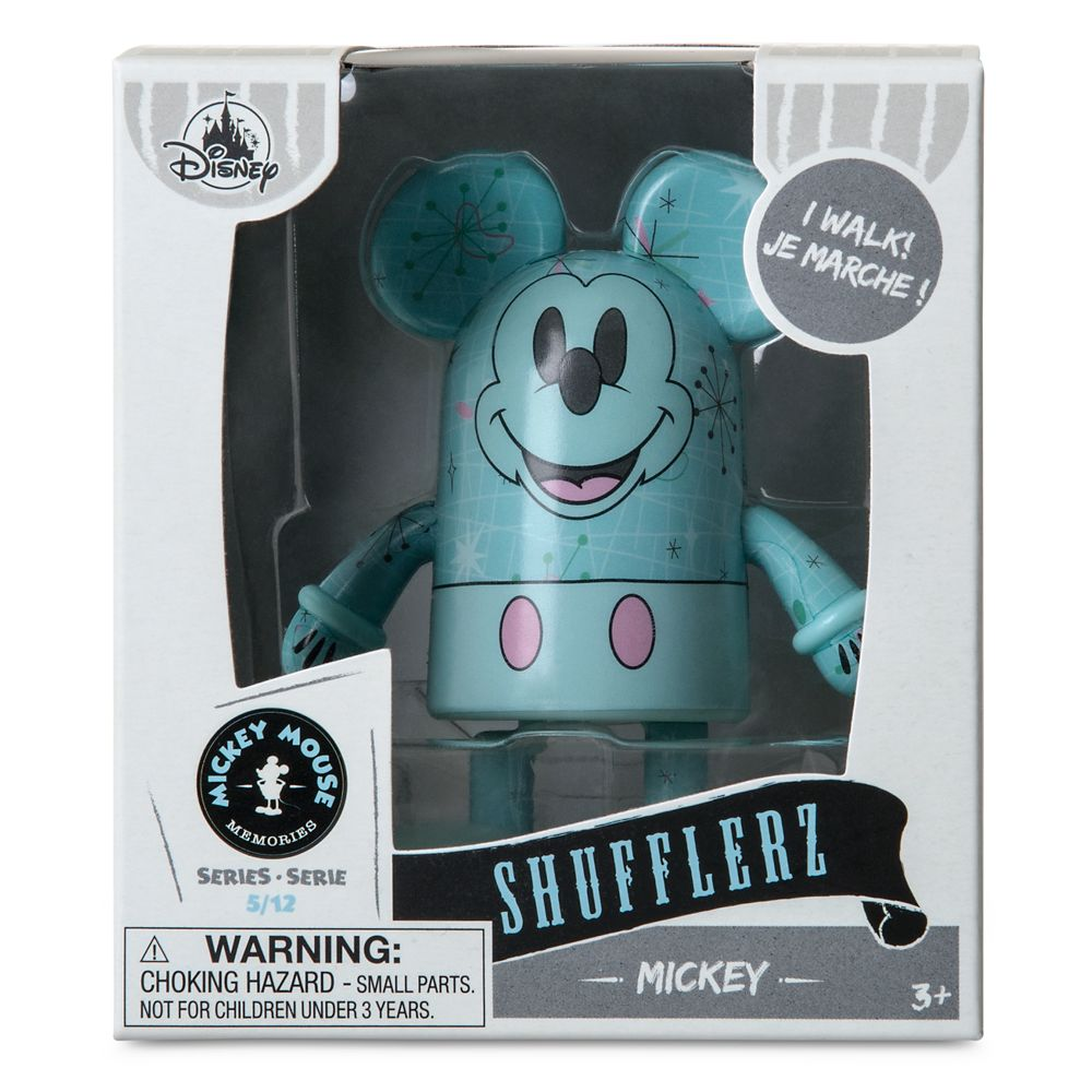 Mickey Mouse Memories Shufflerz Walking Figure 5