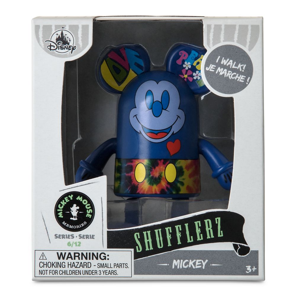 Mickey Mouse Memories Shufflerz Walking Figure 6