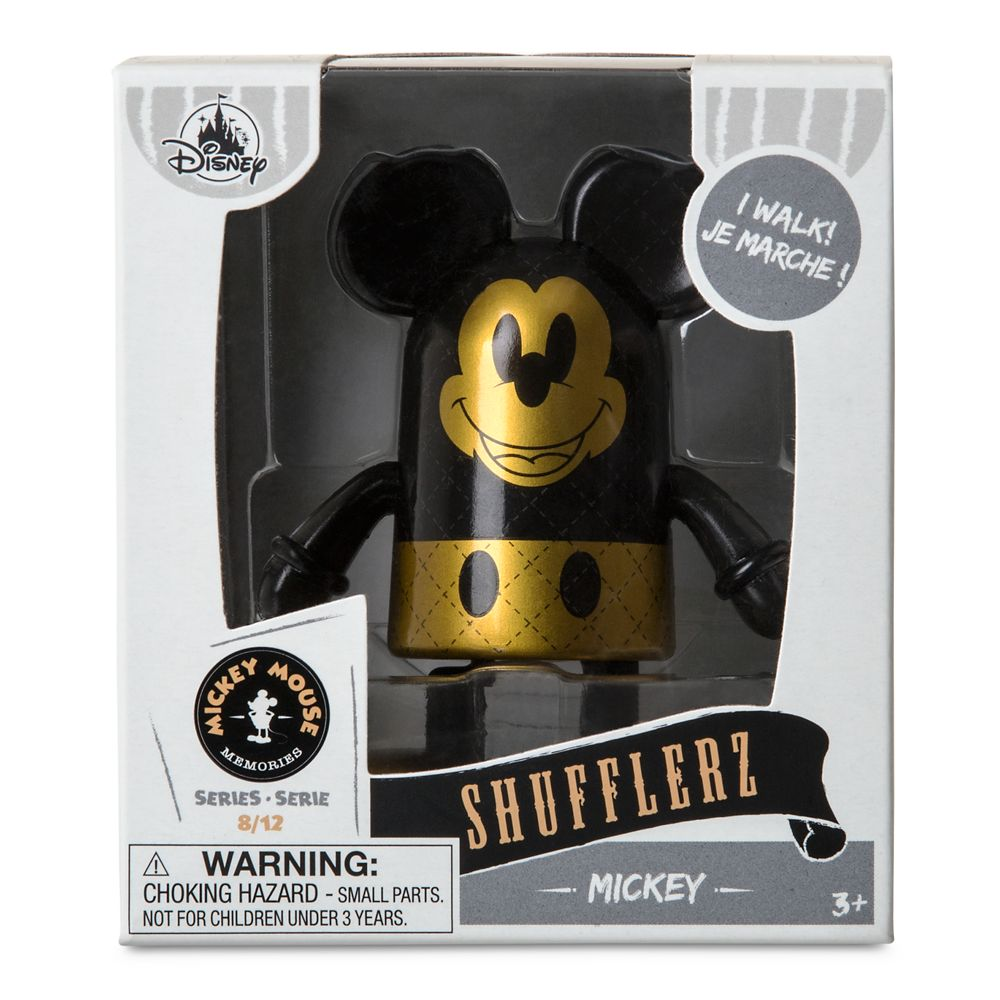 Mickey Mouse Memories Shufflerz Walking Figure 8