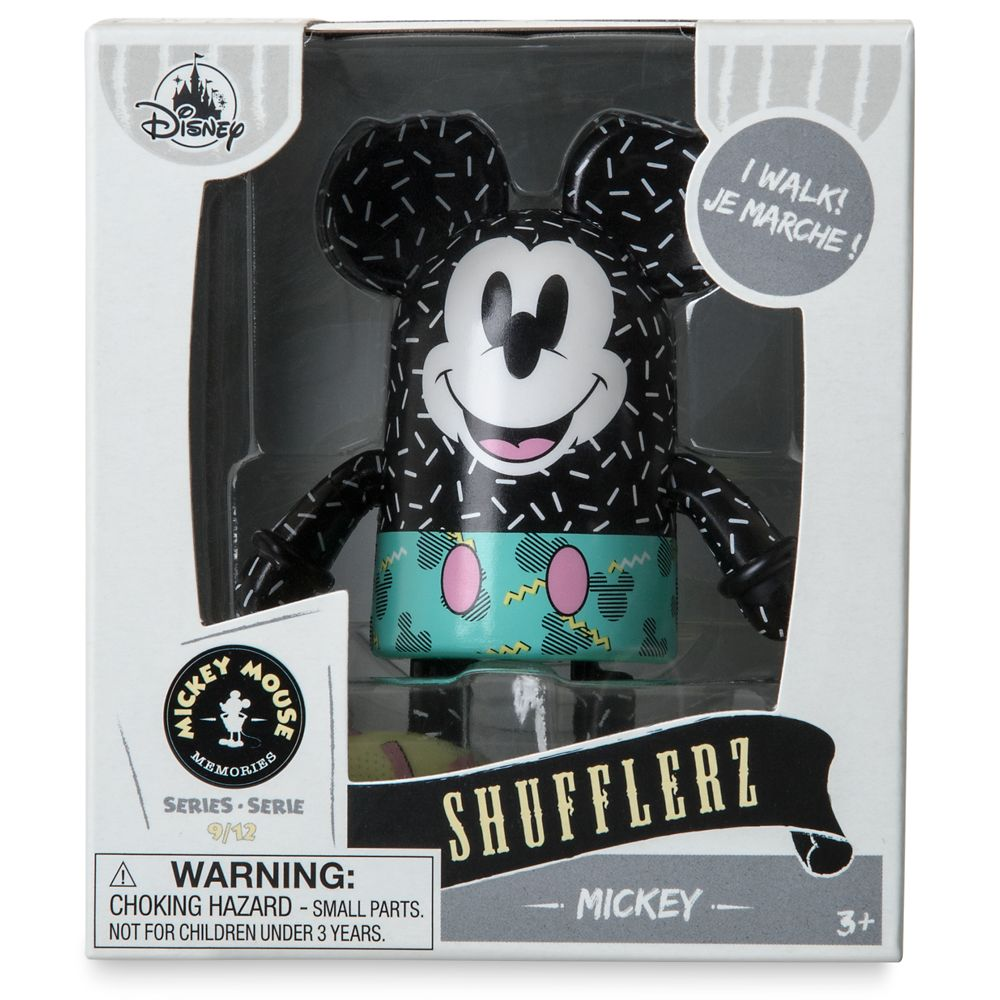 Mickey Mouse Memories Shufflerz Walking Figure 9