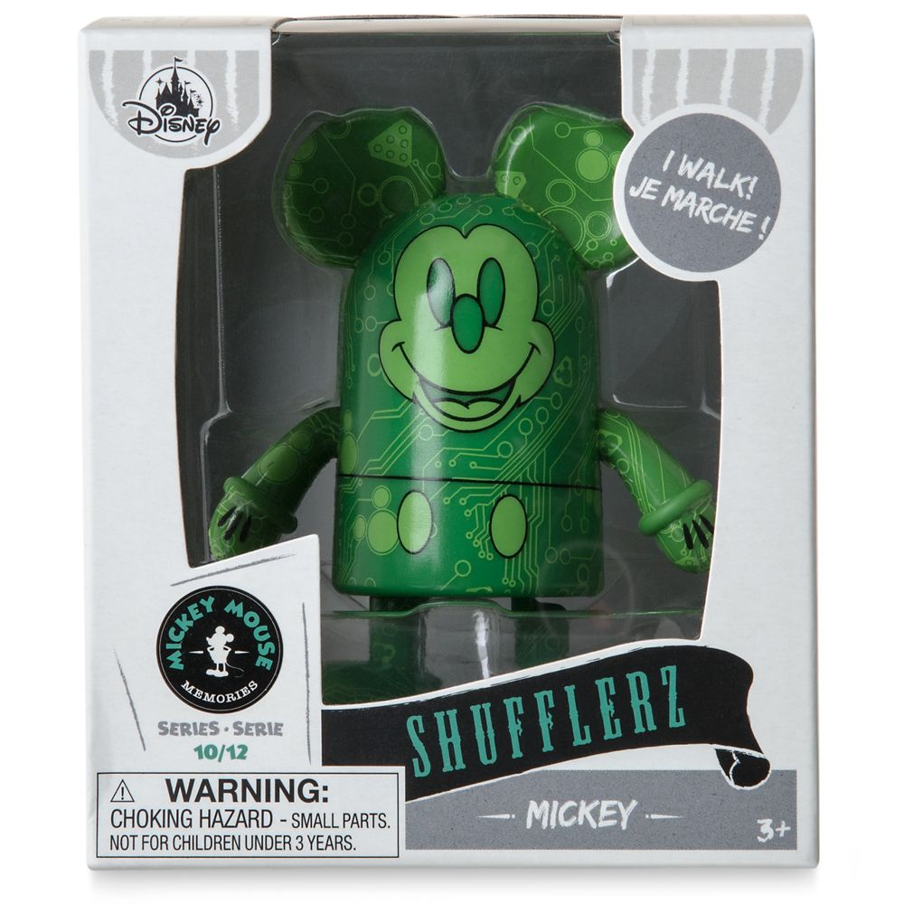 Mickey Mouse Memories Shufflerz Walking Figure 10