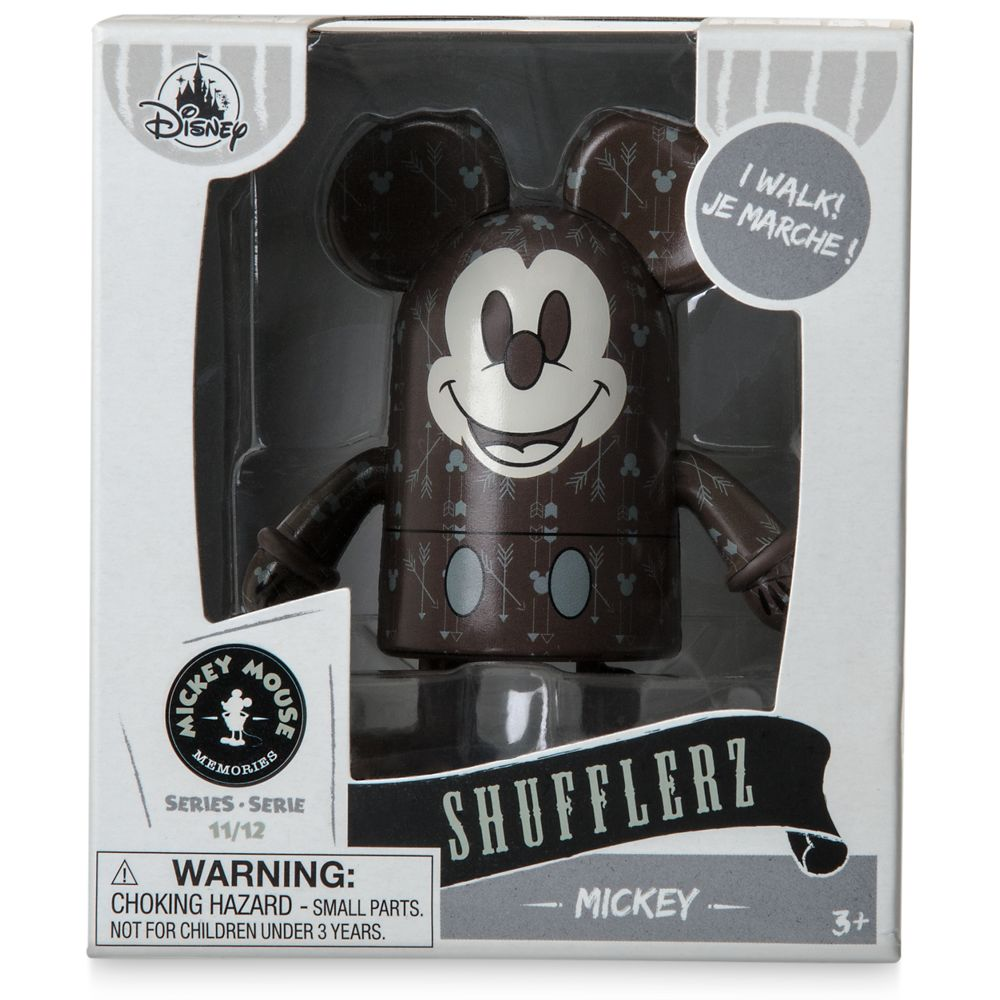 Mickey Mouse Memories Shufflerz Walking Figure 11