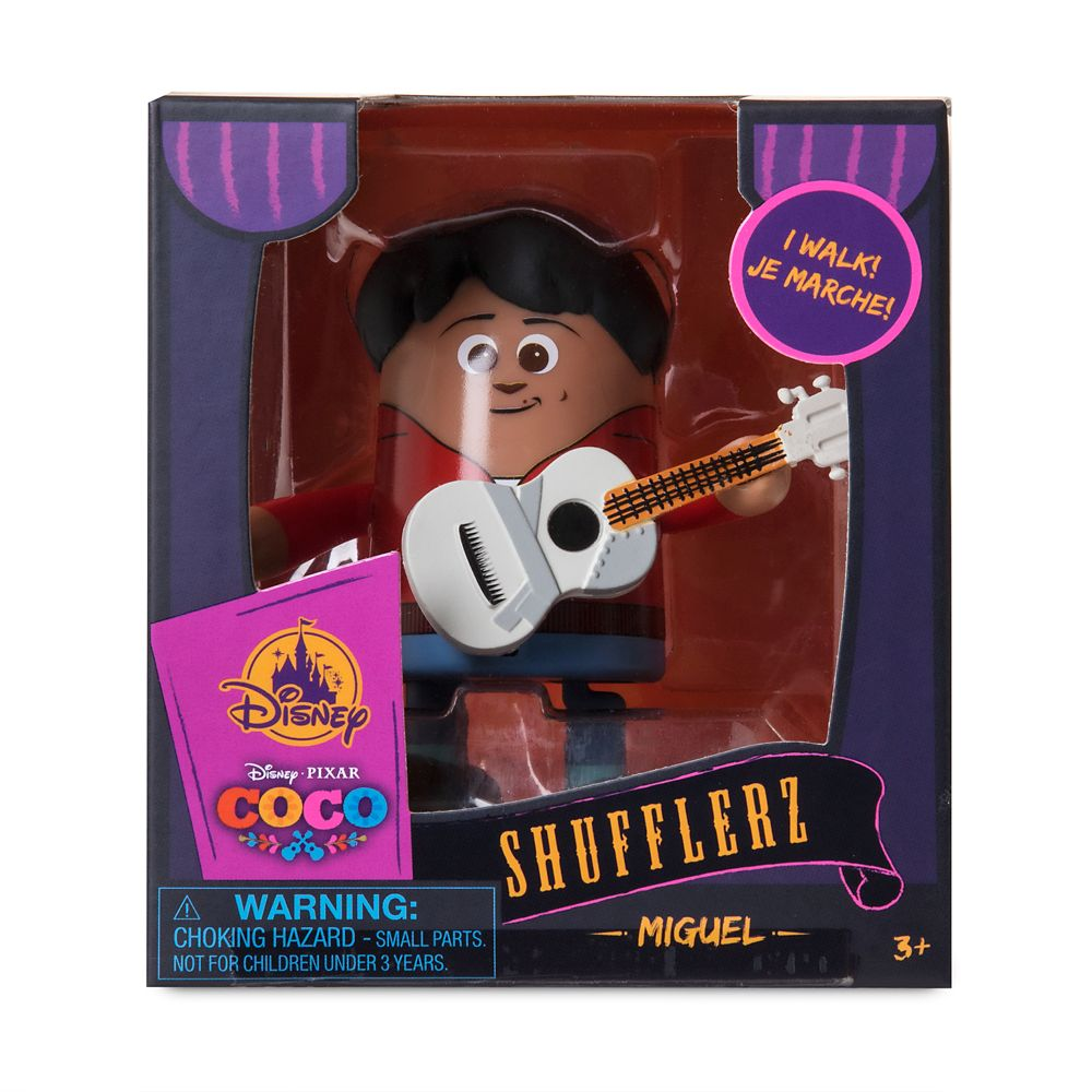 Miguel Shufflerz Walking Figure – Coco