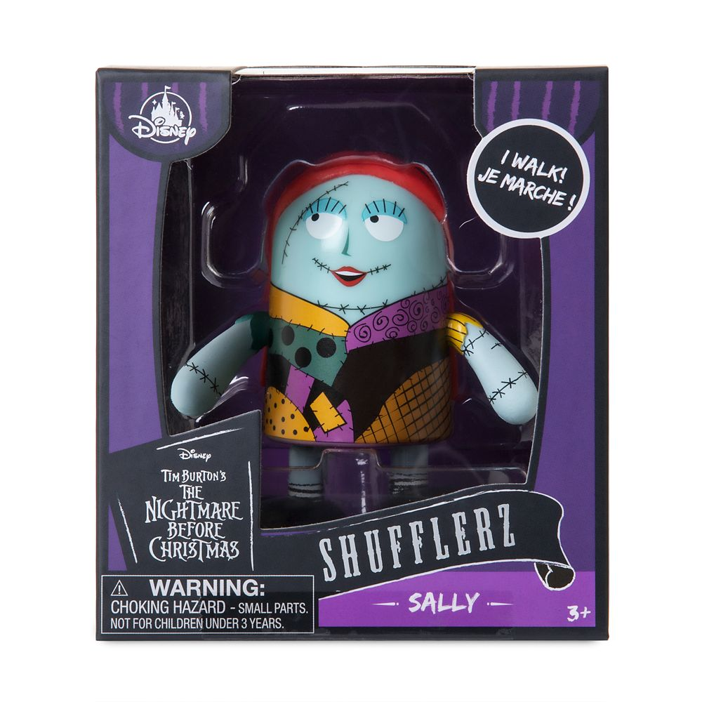 Sally Shufflerz Walking Figure – The Nightmare Before Christmas