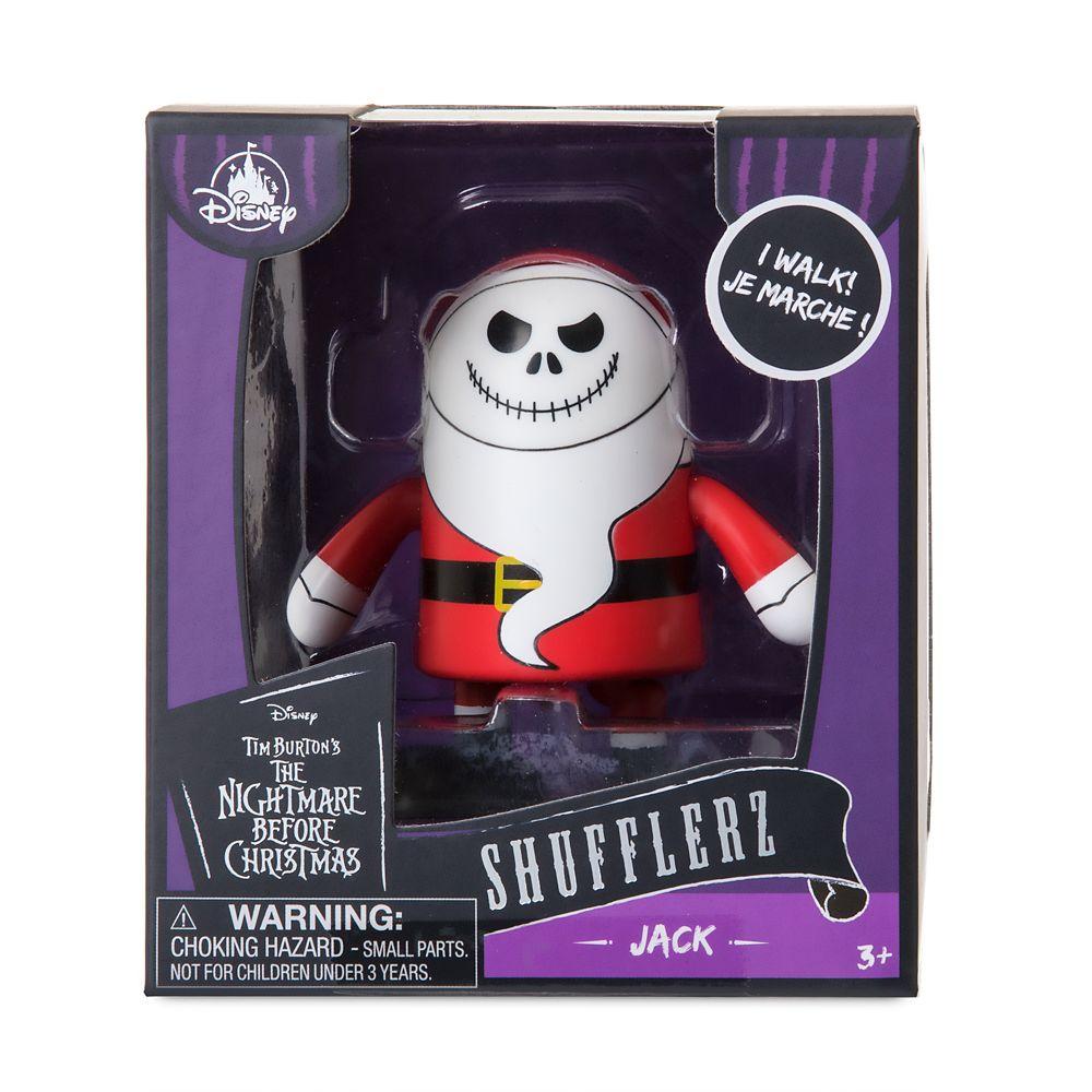 Jack Skellington Shufflerz Walking Figure – The Nightmare Before Christmas