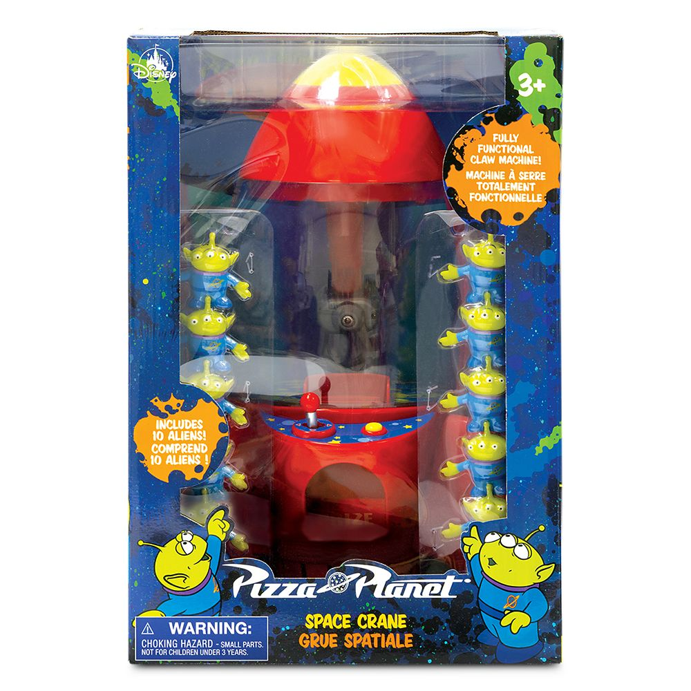 Pizza Planet Space Crane Toy – Toy Story