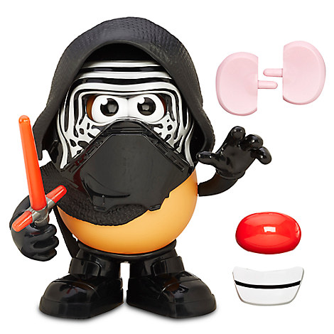 Frylo Ren Mr. Potato Head - Star Wars: The Force Awakens