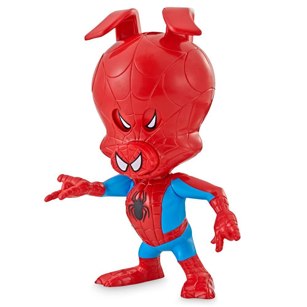 Spider-Ham Spin Vision Action Figure – Spider-Man: Into the Spider-Verse