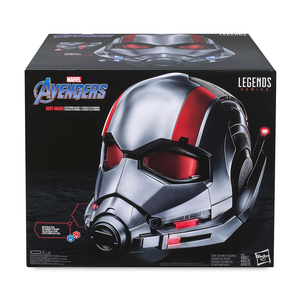 Ant-Man Electronic Helmet – Legends Series
