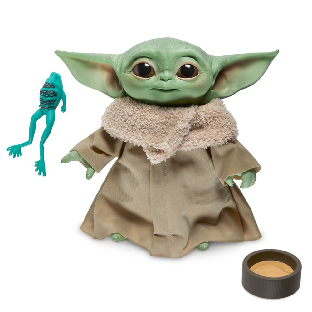 The Child Talking Plush Toy by Hasbro – Star Wars: The