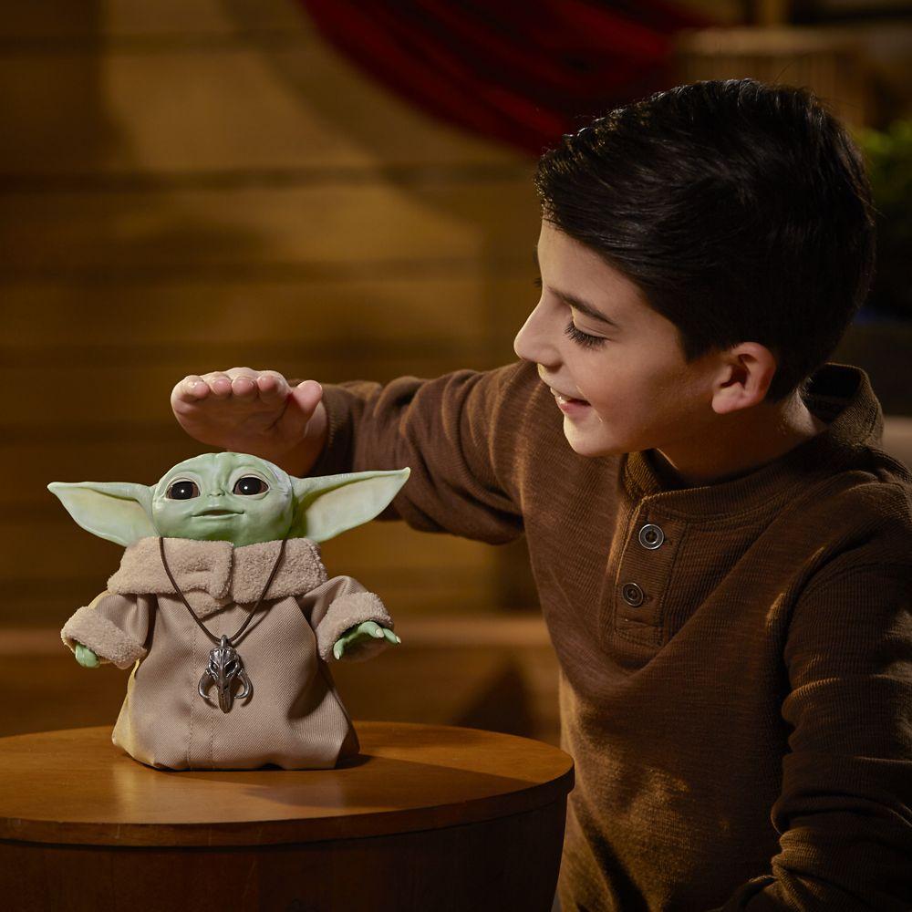The Child Animatronic Edition by Hasbro – Star Wars: The Mandalorian – Pre-Order