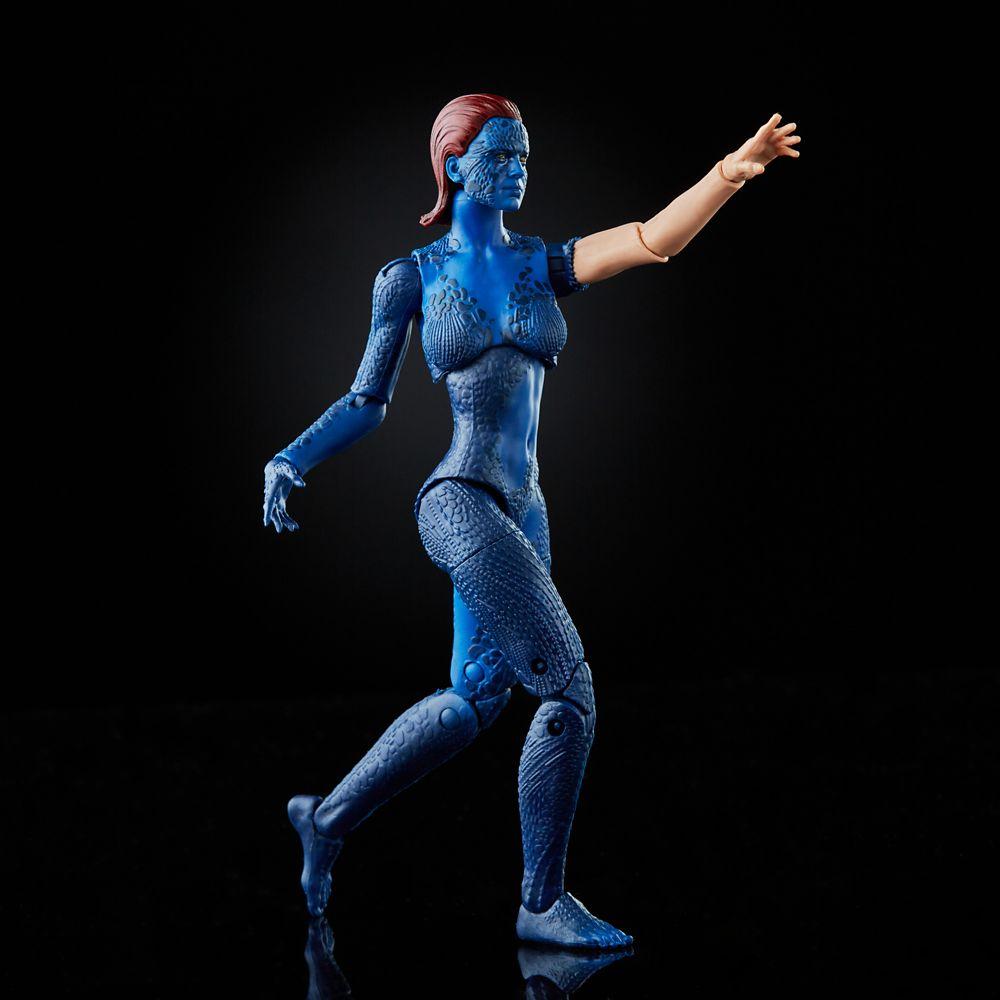 Mystique Action Figure – Marvel X-Men Legends Series by Hasbro