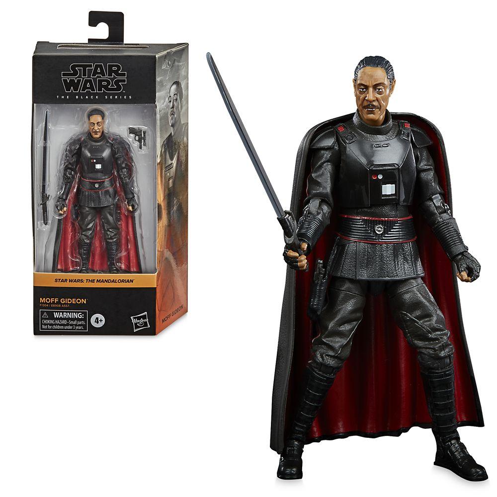 Moff Gideon Action Figure – Star Wars: The Mandalorian – The Black Series by Hasbro