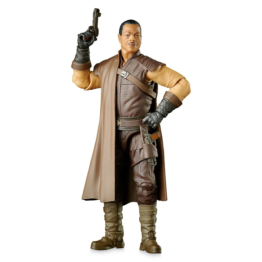 Greef Carga Action Figure – Star Wars: The Mandalorian – The Black Series by Hasbro