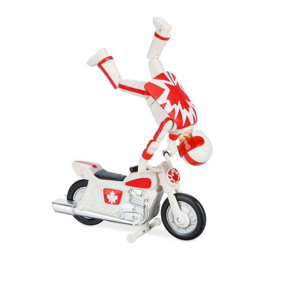 Duke Caboom Stunt Racer Launcher – Toy Story 4