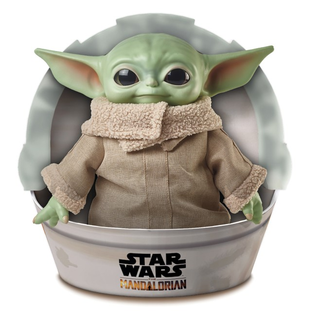 The Child Plush by Mattel – Star Wars: The Mandalorian – 11''