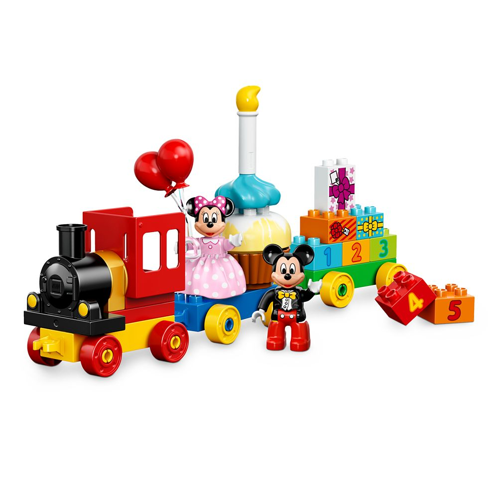 Mickey Mouse Clubhouse Birthday Parade LEGO Duplo Playset Official shopDisney