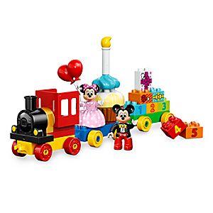 Disney Store Mickey Mouse Clubhouse Birthday Parade Lego Duplo Playset
