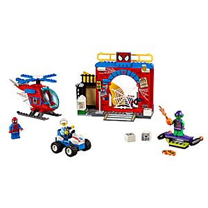 Spider - Man Hideout Playset by LEGO