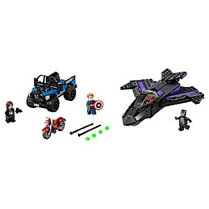 Black Panther Pursuit Playset by LEGO  -  Captain America: Civil War