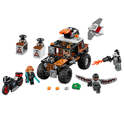 Crossbones' Hazard Heist Playset by LEGO - Captain America: Civil War