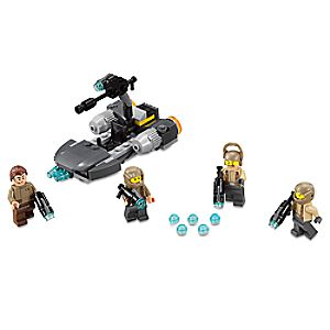 Disney Store Resistance Trooper Battle Pack Playset By Lego  -  Star