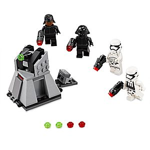 First Order Battle Pack Playset by LEGO  -  Star Wars