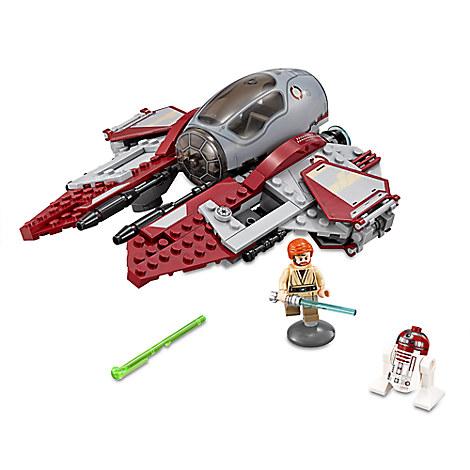 Obi-Wan's Jedi Interceptor Playset by LEGO - Star Wars