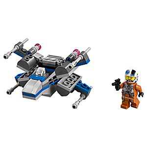 Resistance X - Wing Fighter Playset by LEGO  -  Star Wars