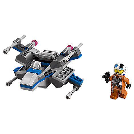 Resistance X-Wing Fighter Playset by LEGO - Star Wars