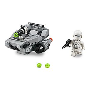 First Order Snowspeeder Playset by LEGO  -  Star Wars