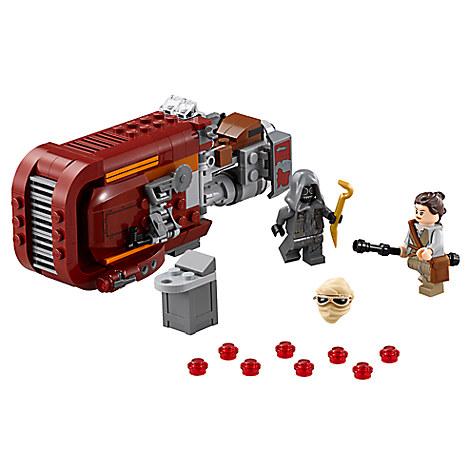 Rey's Speeder Playset by LEGO - Star Wars: The Force Awakens