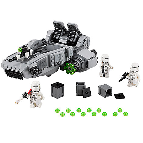 First Order Snowspeeder Playset by LEGO - Star Wars: The Force Awakens