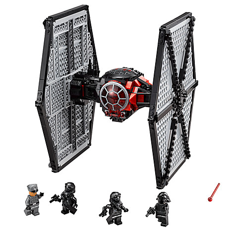 First Order Special Forces TIE Fighter Playset by LEGO - Star Wars: The Force Awakens