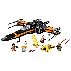Poe's X-Wing Fighter Playset by LEGO - Star Wars: The Force Awakens