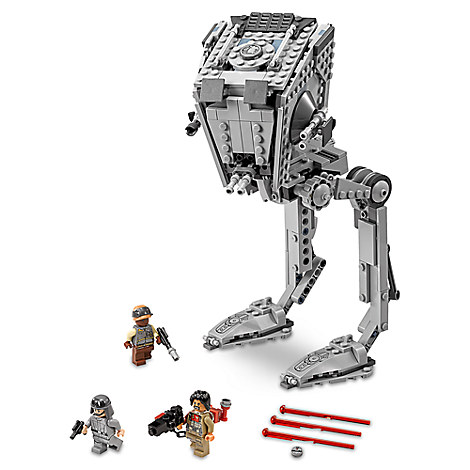 AT-ST Walker Playset by LEGO - Star Wars