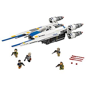 Rebel U-Wing Fighter Playset by LEGO - Star Wars 3061047092007P