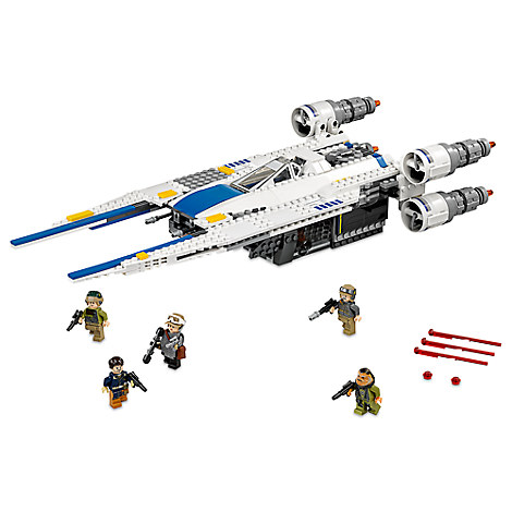 Rebel U-Wing Fighter Playset by LEGO - Star Wars
