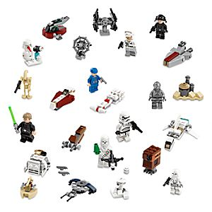 Star Wars Advent Calendar by LEGO